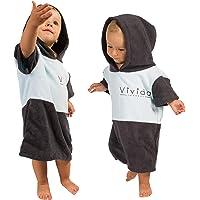 Vivida Lifestyle - Poncho con capucha para bebé