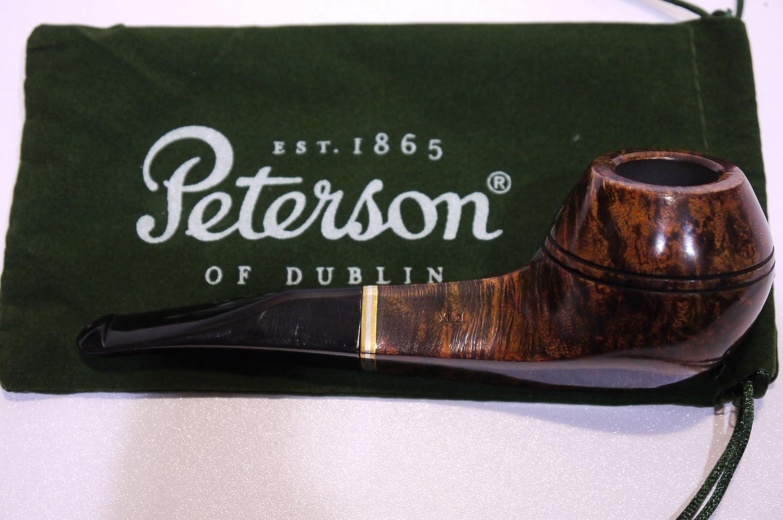 Petersons Kinsale Smooth Smoking Pipe