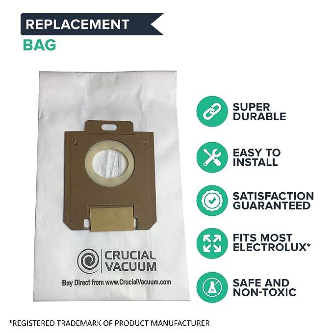 Amazon.com - Crucial Vacuum Replacement Vacuum Bag ...