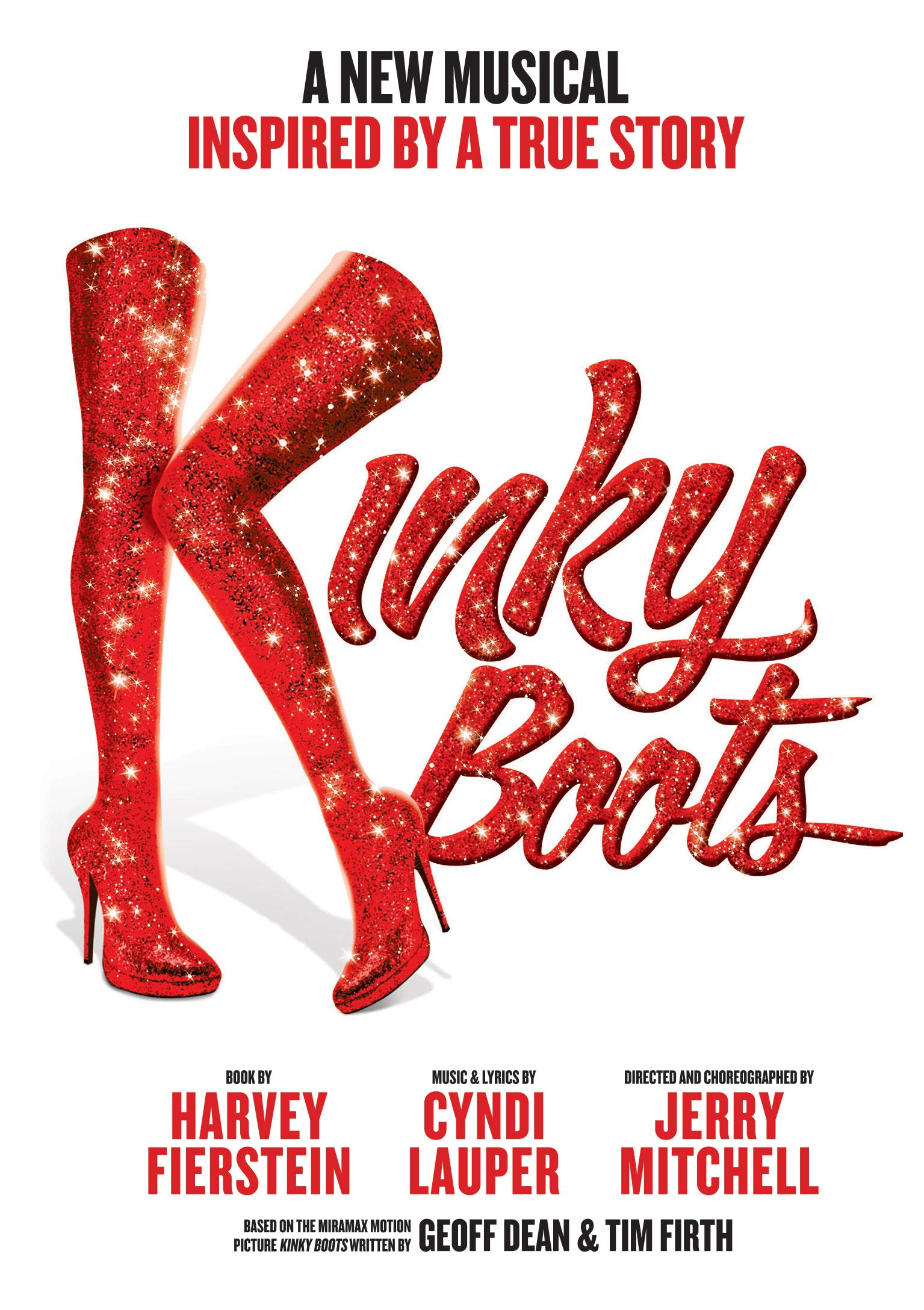 Book Cover: Kinky Boots