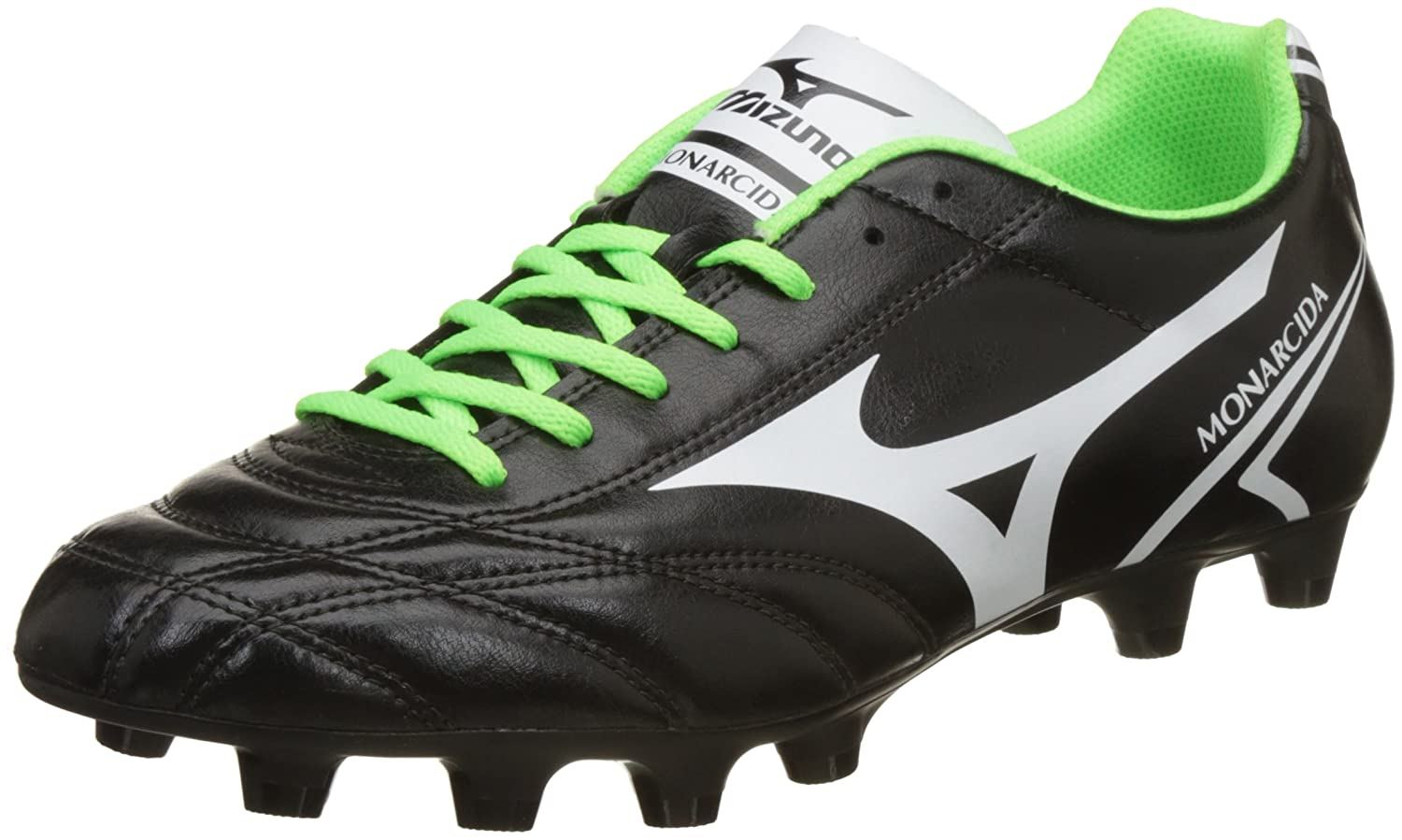 35b6637e5 Mizuno Men s Monarcida Md Football Boots  Buy Online at Low Prices in India  - Amazon.in