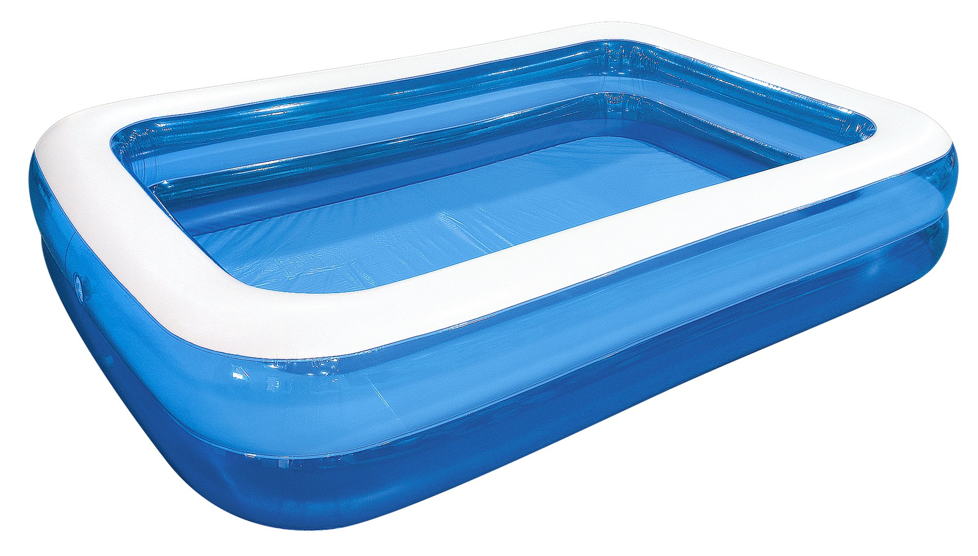 Giant Inflatable Kiddie Pool - Rectangular (103'' X 69'' X 20'') - Almost 9 Ft Long Pool by Jilong