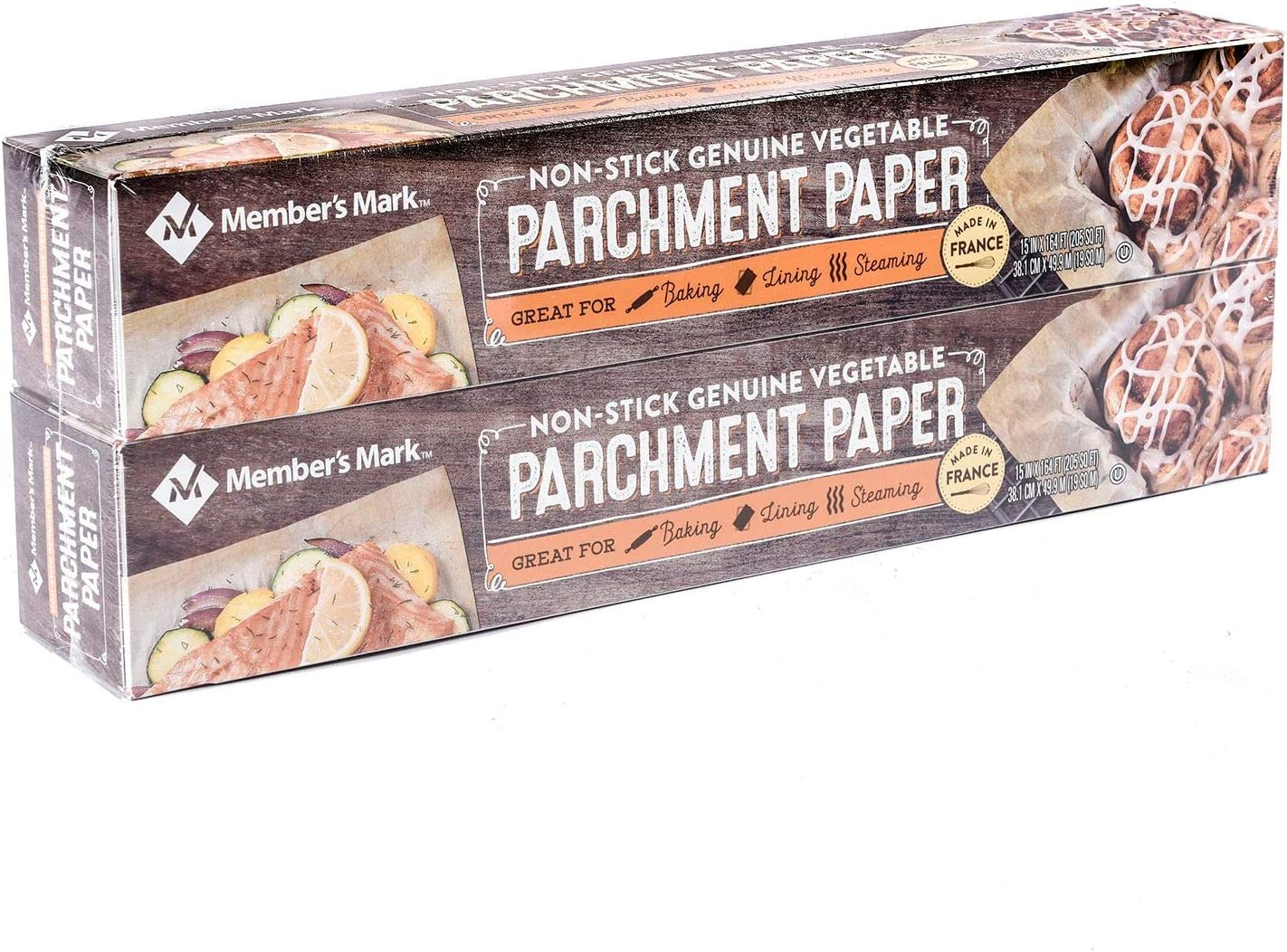 Member's Mark Non-Stick Parchment Paper, 1.5 Pound by Members Mark