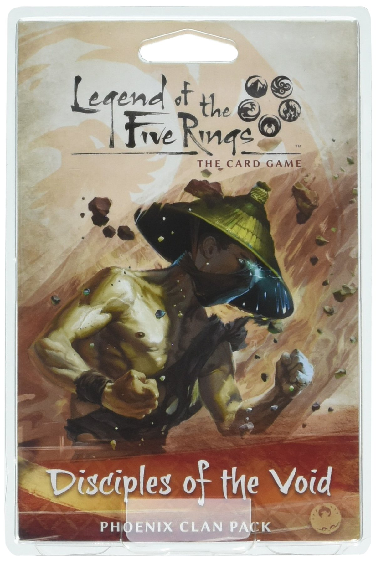 Fantasy Flight Games Legend of the Five Rings LCG: Disciples of the Void - Phoenix Clan Pack
