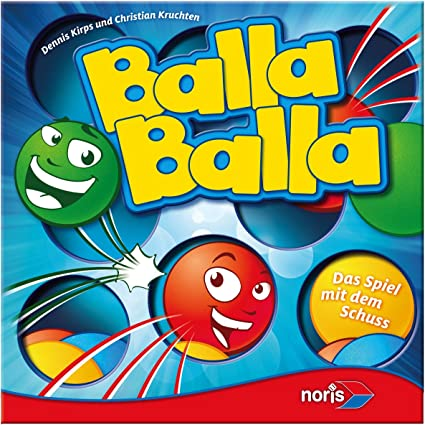 Noris Balla Balla, Multi Color
