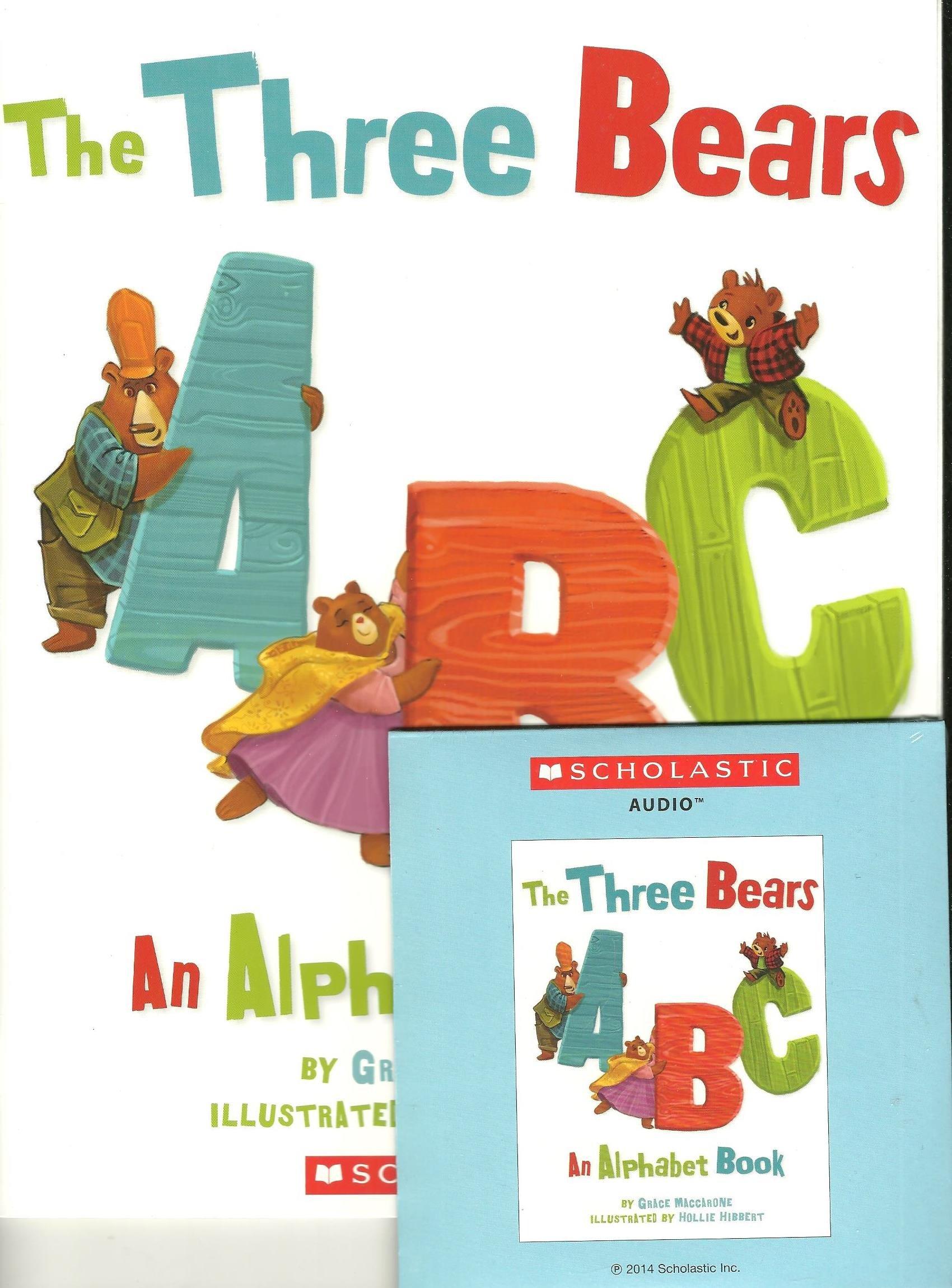 The Three Bears Abc with Read Along Cd pdf epub