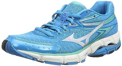 83d826b320d0 Mizuno Wave Connect 2 (W), Women's Running Shoes, Blue (Blue Danube ...