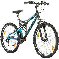 Bikesport Parallax Bicicleta De montaña Doble suspensión 26