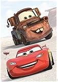 "Komar Freestyle 14015h Disney Cars-Adesivi decorativi, motivo""Friends"", colore: multicolore, 2 pezzi"