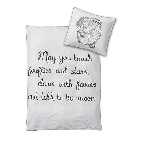 Bloomingville - Baby Bed Linen Mattie 70 x 100 cm: Amazon co