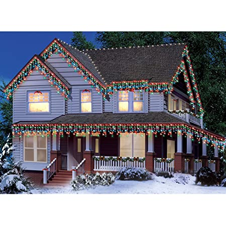 192 led multi function indoor outdoor christmas lights icicle tree 192 led multi function indoor outdoor christmas lights icicle tree decoration multi aloadofball Gallery