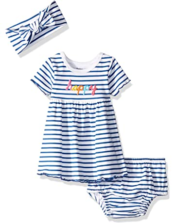 113d1f05ee3 Gerber Baby Girls 3-Piece Dress