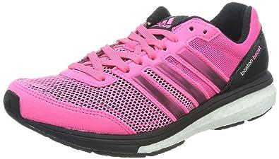 best service 9aec0 e5cff adidas adizero boston boost 5 w, Damen Laufschuhe, Pink (SOPINKSOPINK