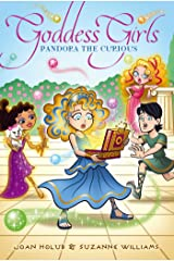 Pandora the Curious (Goddess Girls Book 9) Kindle Edition