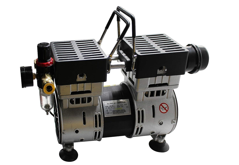 California Air Tools 10TL Ultra Quiet Tankless Air Compressor