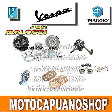 Maxi Kit para grupo térmico de Malossi, eje motor para ciclomotor Vespa 50 special R L