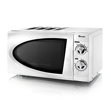 Amazon.com: Swan SM3090N - Microondas manual, 800 W, color ...