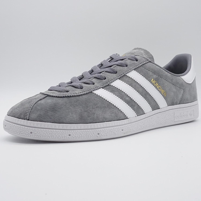 Adidas Munchen BY1720 Farbe  Weiß Grau Golden Größe  46.0 ... Hervorragende Funktion