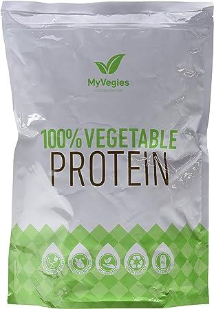 Prozis 100% Vegan Protein 900 g Galletas y Crema Pura Proteína Vegana En Polvo Apto A Dietas Vegetarianas Y Veganas