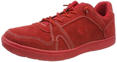 Bruetting Domain, Sneakers Basses Mixte Adulte, Rouge (Rot), 38 EUBrütting
