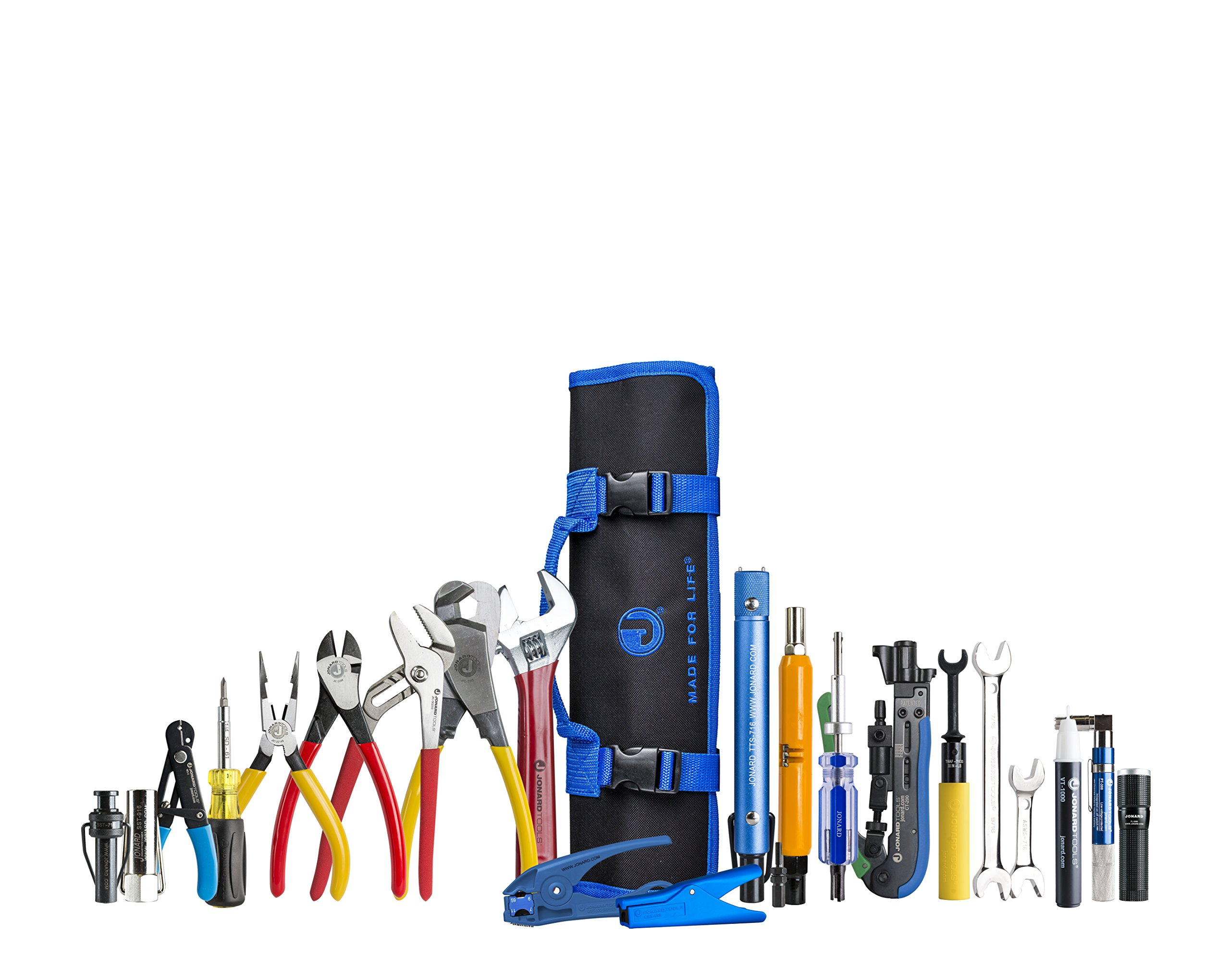 TK-822 - Professional CATV Communications Tool Kit