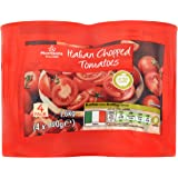 Morrisons Italian Chopped Tomatoes 4 x 400g