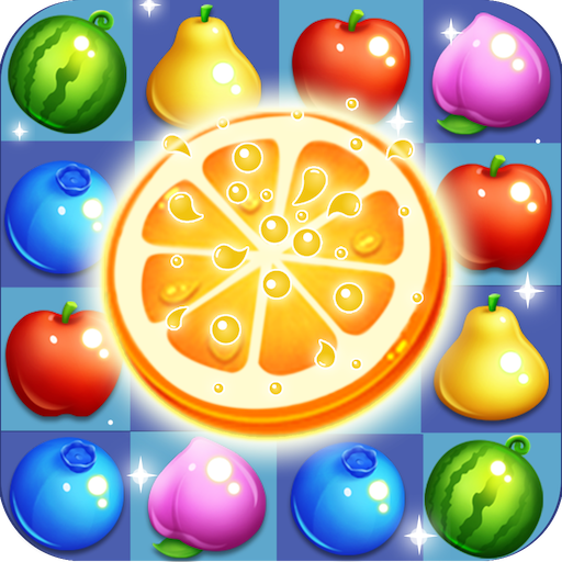 Juice Blast : Crush Harvest Fruits For Cookie Jam On Wonderful Garden Special Gift In Christmas And Halloween (Harvest Gift)
