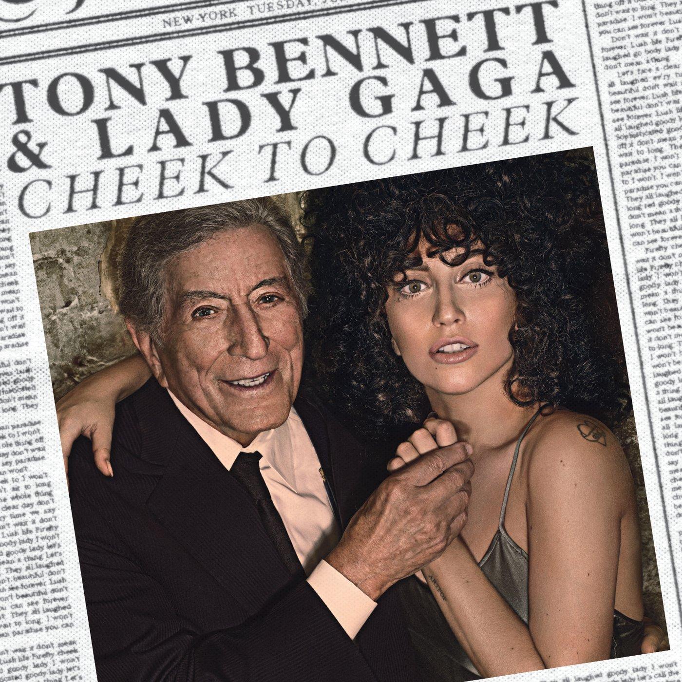 Tony Bennett & Lady Gaga: Cheek To Cheek Live [DVD]