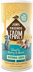 Supreme Tiny Friends Farm Bathing Sand 2.2lb
