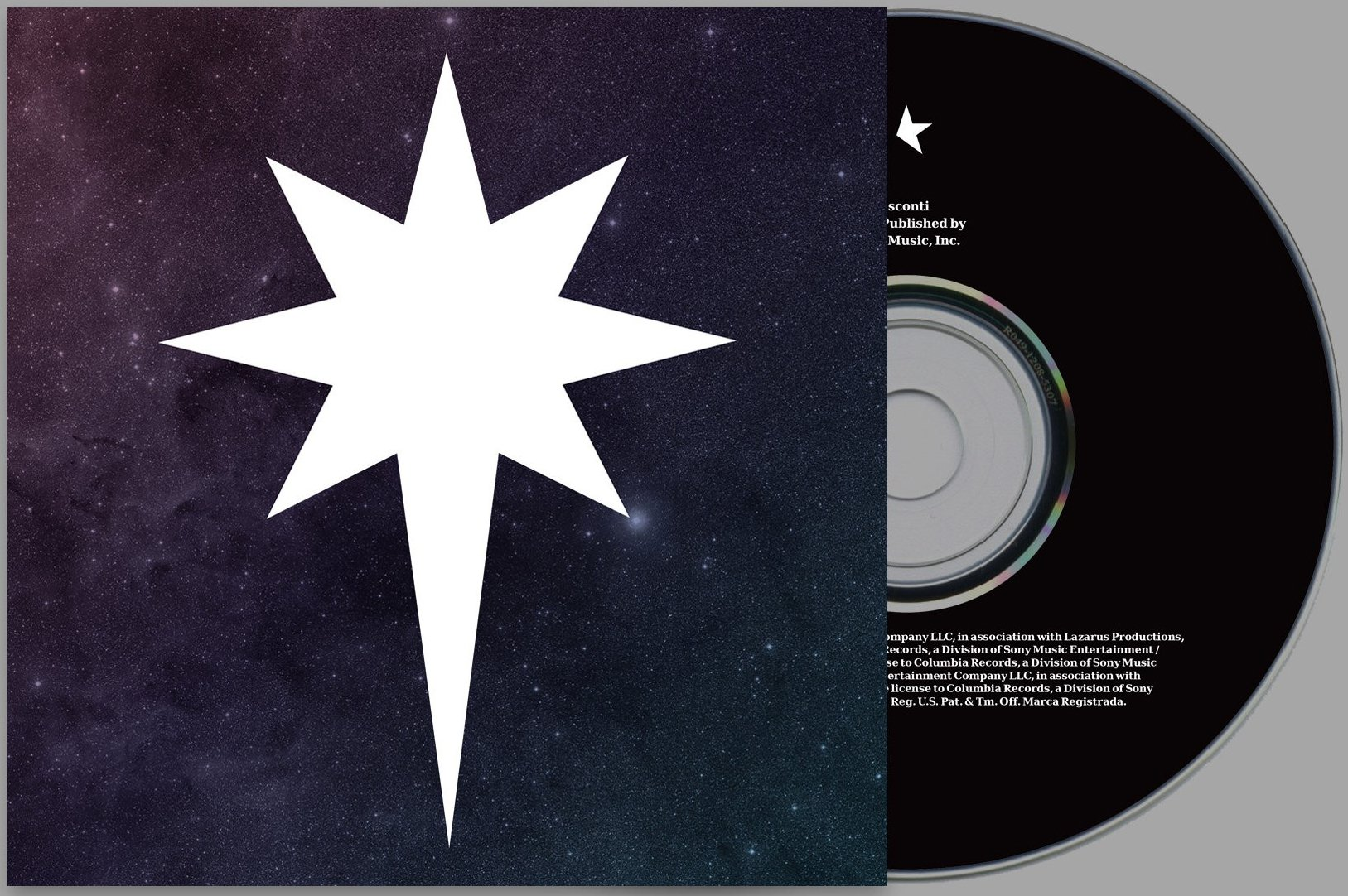 CD : David Bowie - No Plan (Extended Play)