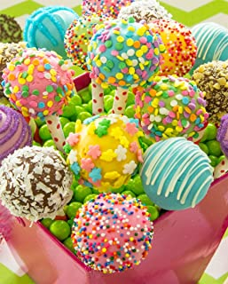product image for Springbok Puzzles - Cake Pops - 1000 Piece Jigsaw Puzzle - Large 24 Inches by 30 Inches Puzzle - Made in USA - Unique Cut Interlocking Pieces