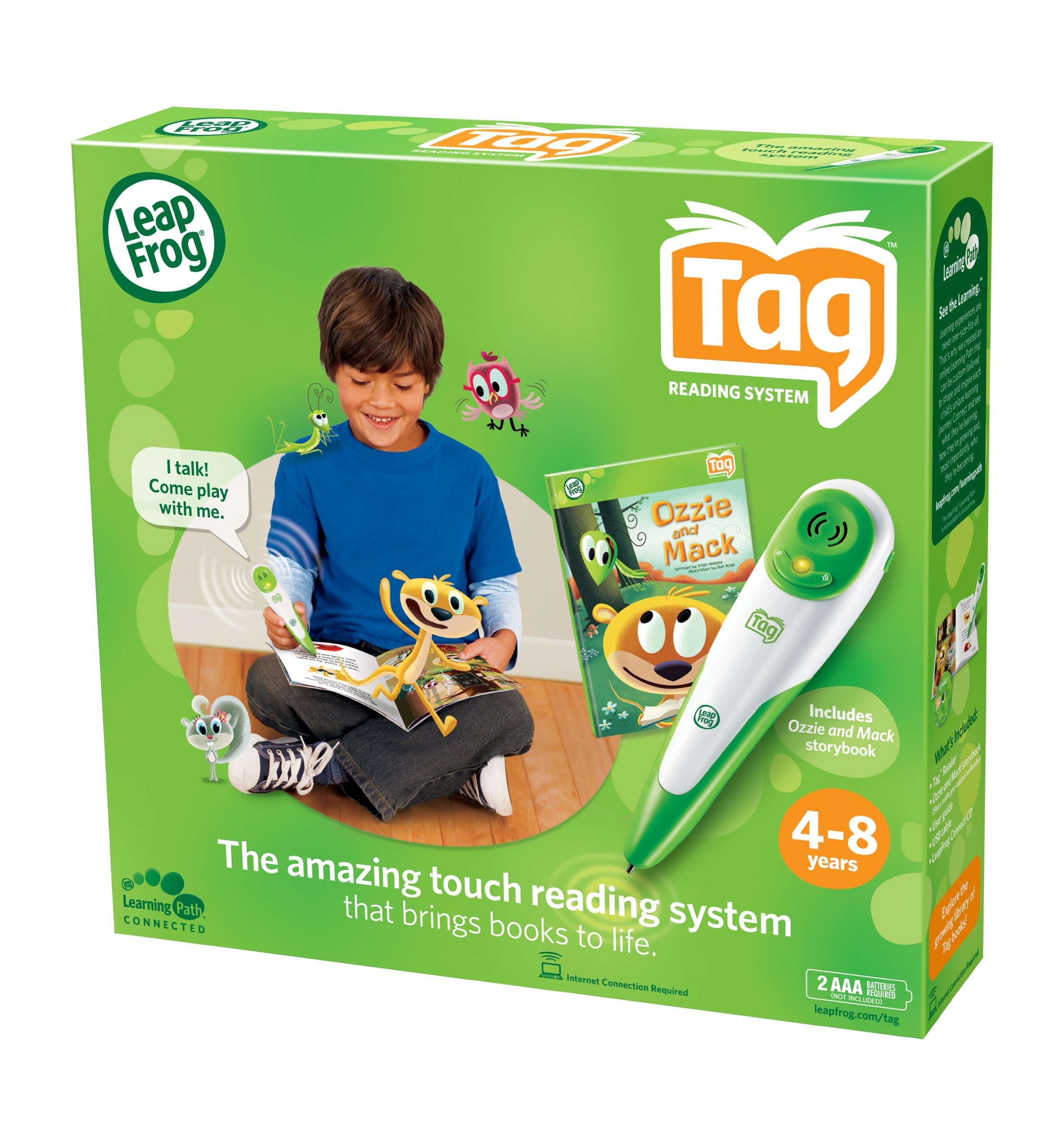 LeapFrog®  Tag Reading System (16 MB) by LeapFrog (Image #8)