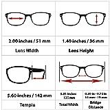 Reading Glasses 2 Pack Black and Sun Black Reader