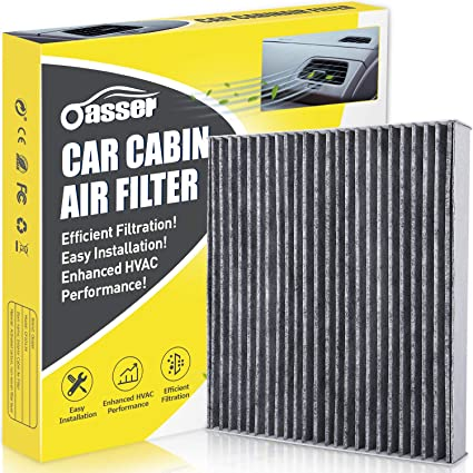 Cabin Air Filter CF 10134 Activated Carbon Fits Honda /& Acura
