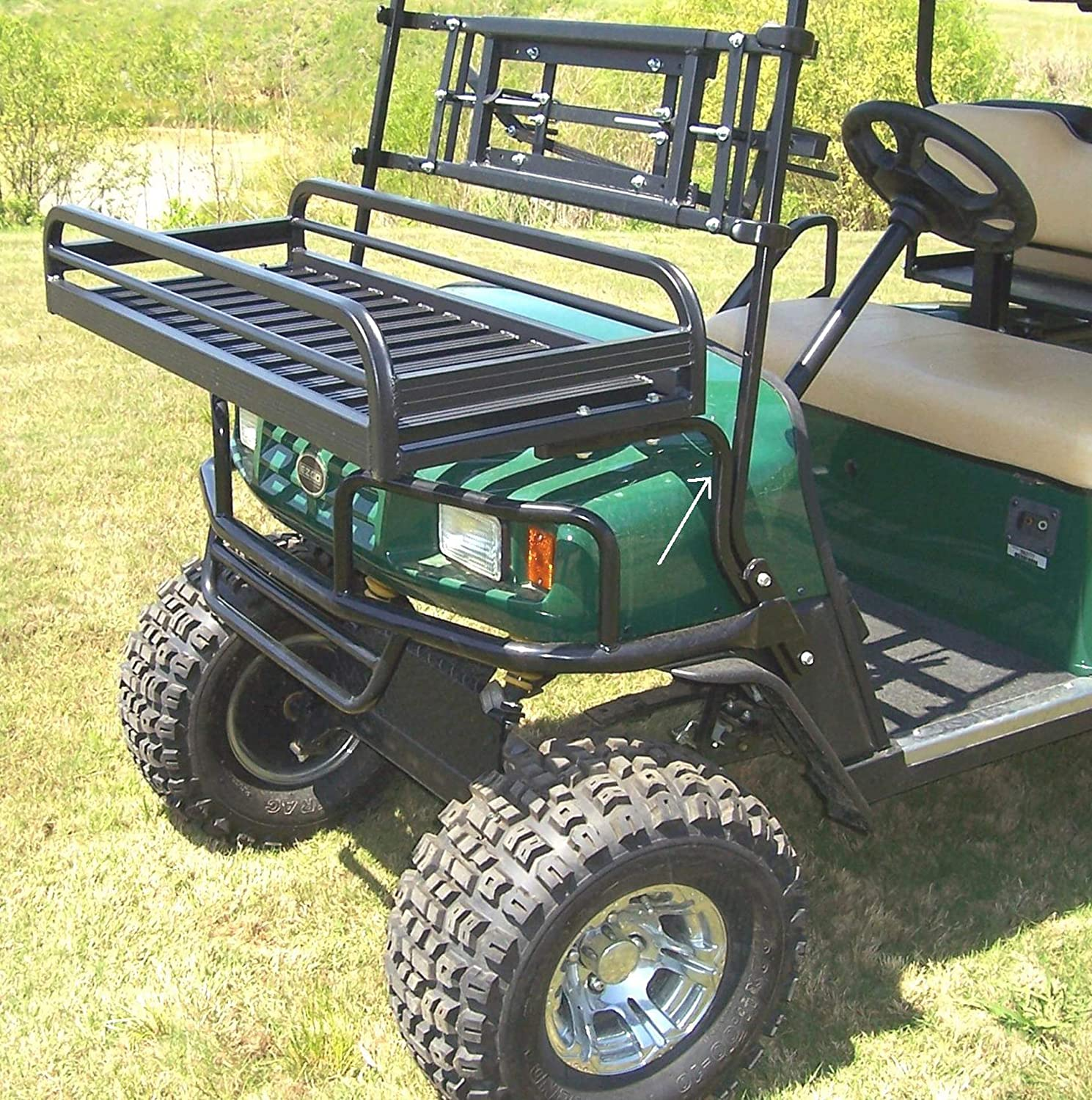 Great Day CCFR751 Rack Custom Cart Front