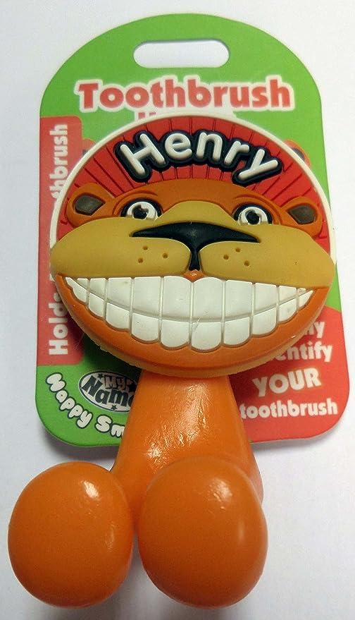 Puerta cepillo de dientes ~ Design Animal ~ niños/niños/Family ~ nombres a