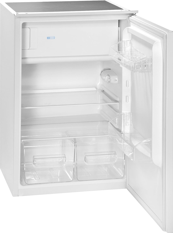 Bomann KSE 227.1 Einbau-Kühlschrank / A+ / Kühlen: 106 L ...