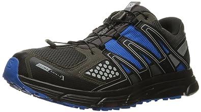 Emergency Cheap Mens Sneakers - Salomon X Mission 3 Cs Autobahn/Black/Union Blue