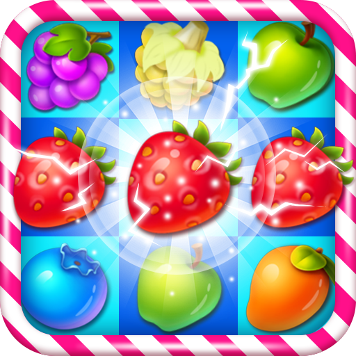 Jewels Jelly Fruits Mania