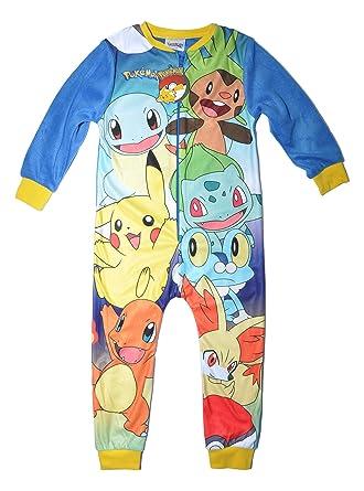 b529373f3 Official Nintendo Licensed Pokémon Go Onesie Sleepsuit Pyjamas for ...