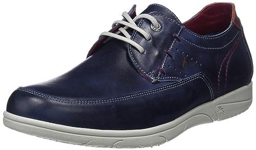 Fluchos Sumatra, Zapatos de Cordones Derby para Hombre: Amazon.es: Zapatos y complementos