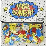 Ginger Ray POW super-héros parti Table confettis - Comics super-héros