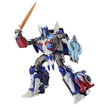 Edition Optimus Voyager Knight Class Prime TransformersThe Premier Last MpGqSUVz