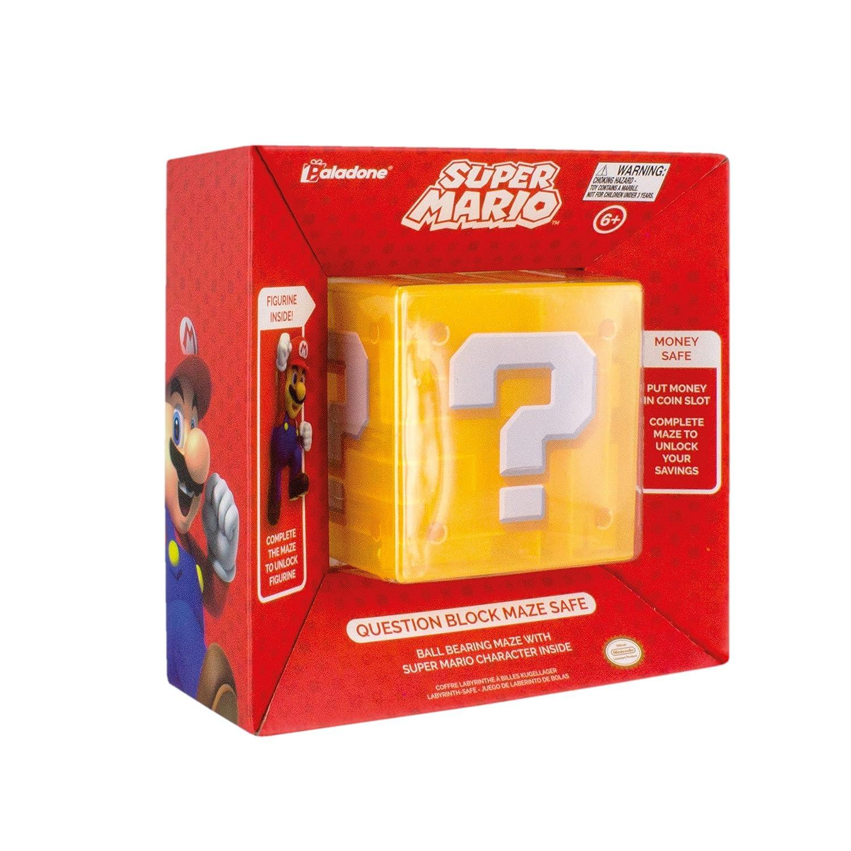Question Block Maze Safe