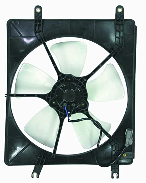 Depo 317-55029-100 Radiator Fan Assembly