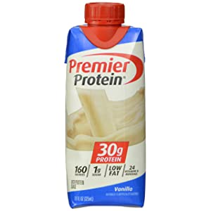 Premier Nutrition High Protein Shake, 11 oz.