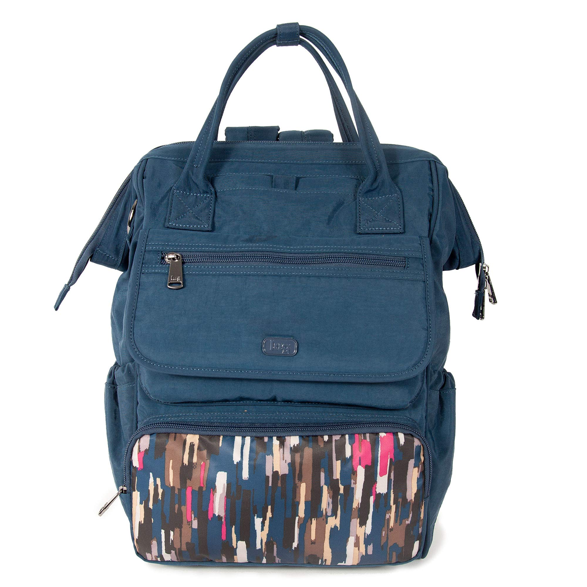 Lug Women's Via Convertible Tote, Riverwalk Navy Shoulder Bag One Size