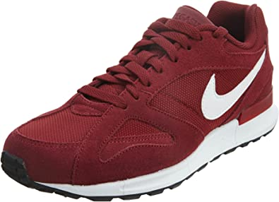 A tiempo lucha Superposición  Amazon.com | NIKE Men's Air Pegasus New Racer Team Red/White/White Running  Shoe 8 Men US | Road Running