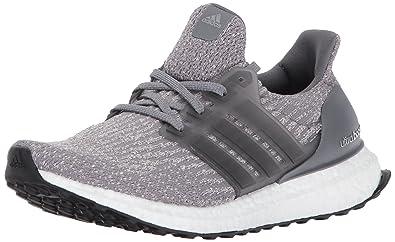 Adidas Women's Ultraboost w Running Shoe, Grey Four/Grey Four/Grey Three,