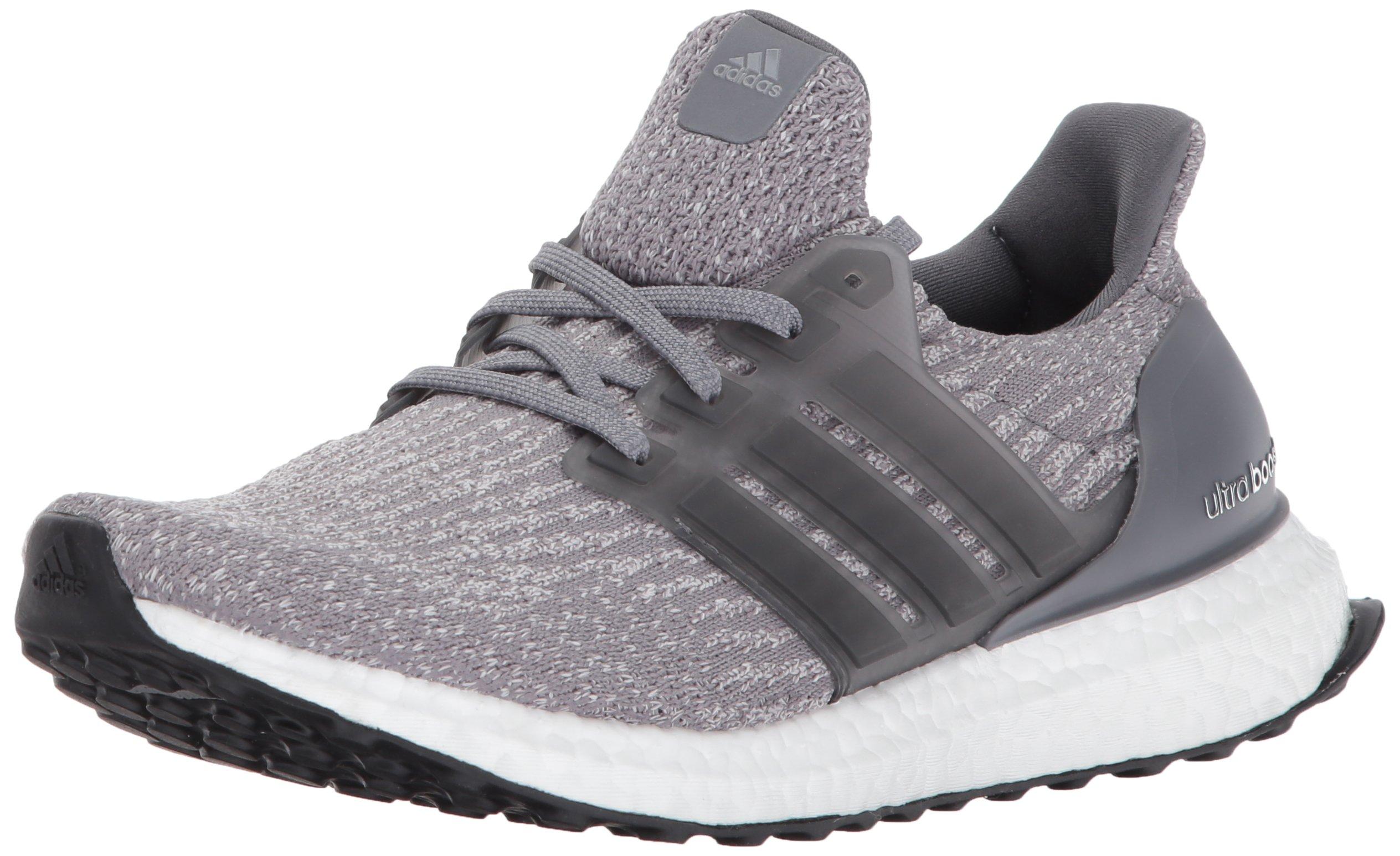 best cheap 54066 b1246 adidas Women's Ultraboost w Running-Shoes, Grey Four/Grey Four/Grey Three,  10.5 Medium US